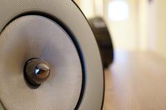 Stichhaltiger Lautsprecher Lizenzfreie Stockfotos