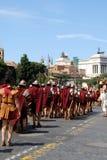 Stichting van Rome Royalty-vrije Stock Afbeelding