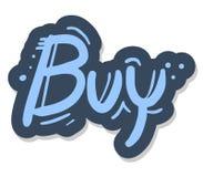 Stick buy Royalty Free Stock Photo