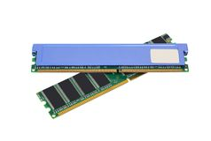 Ram memory Royalty Free Stock Photography