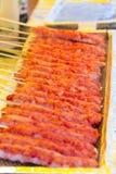 Stick crab meat Stock Photos