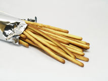 Stick Cracker. Biscuits for relax time on diet program royalty free stock photography