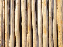Stick fence Royalty Free Stock Photography