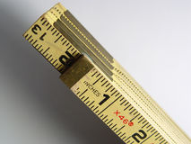 Stick Ruler royalty free stock images