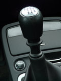 Stick shift Royalty Free Stock Photography