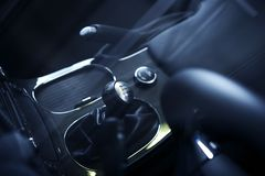 Stick Shift Drive Stock Images