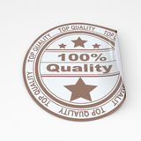 Sticker Royalty Free Stock Images
