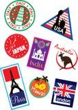 Sticker Stock Photos