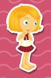 sticker Foto de archivo libre de regalías
