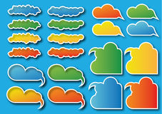 Sticker Stock Photos