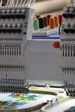 Stickereimaschine Lizenzfreies Stockbild