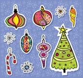 Stickers Royalty-vrije Stock Foto's