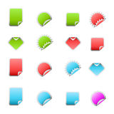 Stickers Stock Images