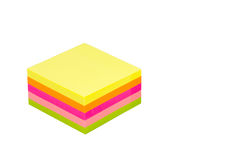 Stickies Royalty Free Stock Images
