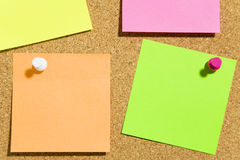 Stickies Stock Photography