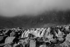 Stickle las caídas del Tarn Imagenes de archivo