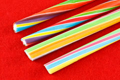 Sticks of candy Royalty Free Stock Images