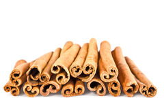 Sticks cinnamon Stock Photo