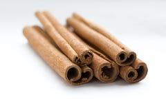 Sticks of Cinnamon Royalty Free Stock Photo