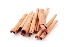 Sticks of Cinnamon Royalty Free Stock Image