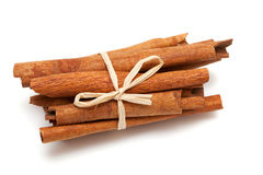 Sticks of cinnamon Royalty Free Stock Photo