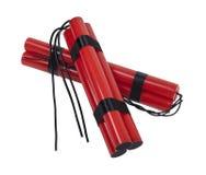 Sticks of Dynamite Stock Photography