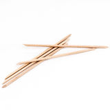 Sticks for nail care Royalty Free Stock Image