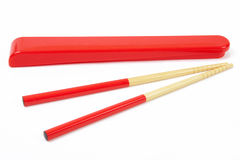 Sticks for sushi Royalty Free Stock Photo