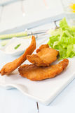 Sticky chicken Royalty Free Stock Image