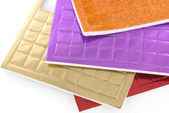 Sticky craft plastic Royalty Free Stock Photography