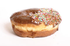Sticky Donut Royalty Free Stock Image