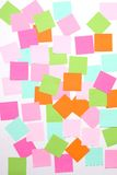 Sticky note Royalty Free Stock Images
