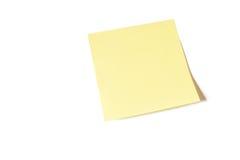 Sticky note Stock Image