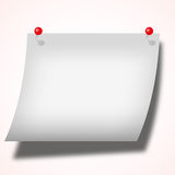 The Sticky note pad Stock Images