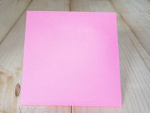 Sticky note and paper clip 20 Stock Images