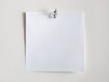 Sticky Note Paper Stock Photography