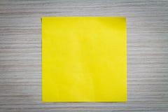Sticky Note Royalty Free Stock Photos