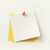 Sticky Notes Stock Image