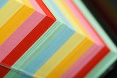 Sticky notes Stock Image