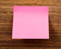 Sticky paper backdrop Royalty Free Stock Image