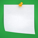 Sticky paper Stock Images