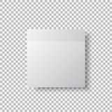 Sticky post note Royalty Free Stock Images