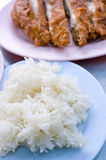 Sticky rice Stock Photography
