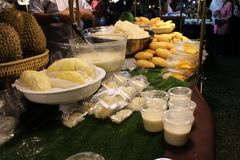 Street Food IN Bangkok Thailand stock photos