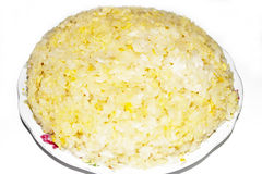 Sticky rice Stock Images