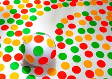Sticky Spots Royalty Free Stock Photos