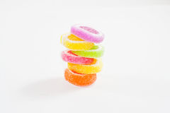 Sticky sweet, colorful Stock Photography