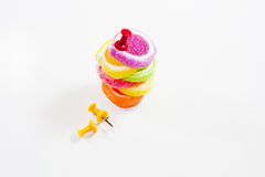 Sticky sweet, colorful 2 Royalty Free Stock Image