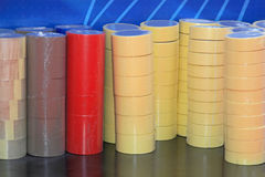 Sticky tape Royalty Free Stock Images