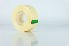 Sticky tape roll Stock Images